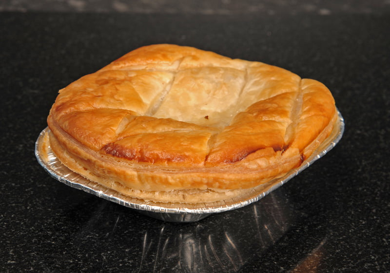 Steak Pie Single (2 pies) - Damn Delicious